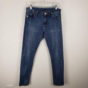 Ralph Lauren Dark Wash Skinny Jeans Size 32